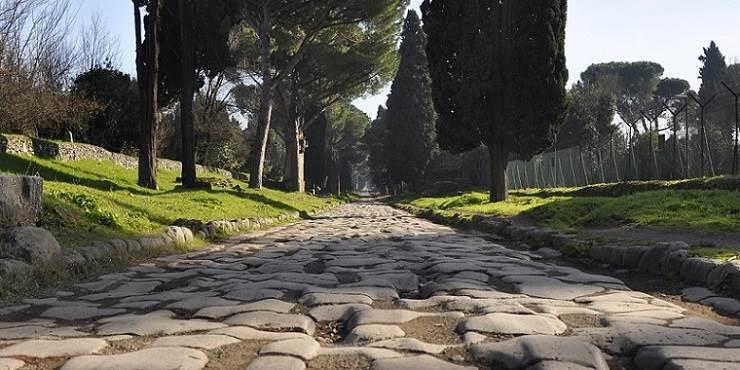 Rome-appian-way
